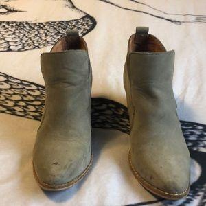Jeffrey Campbell Jonas Booties Size 5.5